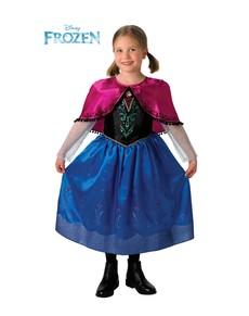 Deluxe Anna Frozen Child Costume