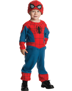 Ultimate Spiderman costume for a child