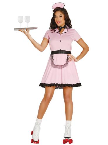 Woman S Retro Waitress Costume