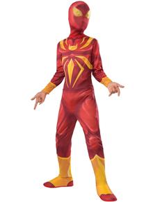 Boy's Iron Spider Costume